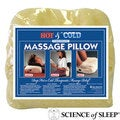 Science of Sleep Hot & Cold Massage Pillow