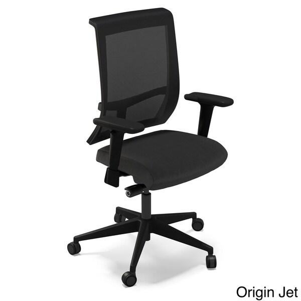 Mayline Commute Series Fabric Task Chair