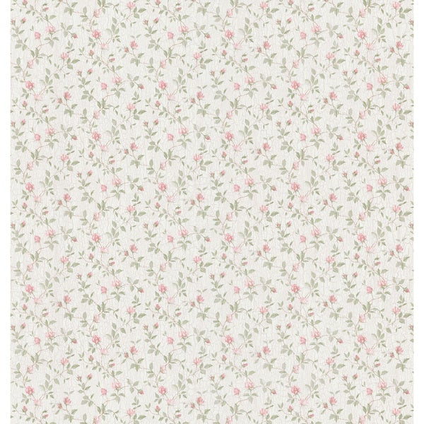 Tea Rose Rosebuds Wallpaper