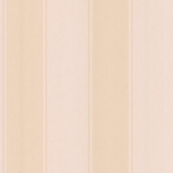 Brewster Beige Stripe Wallpaper
