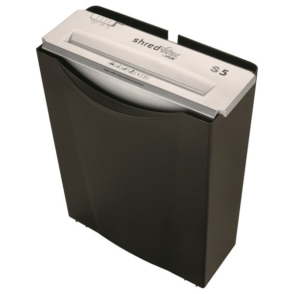 HSM Shredstar S5 Shredder