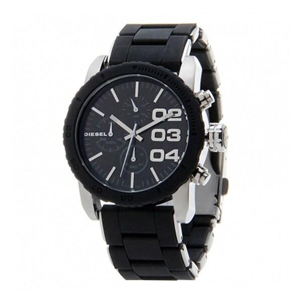 Diesel Women's Black Dial Chronograph Watch