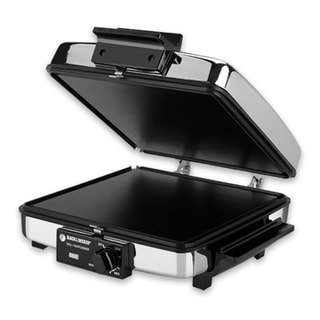 Black & Decker 3-in-1 Grill, Griddle Waffle Maker