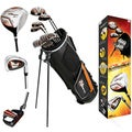 Nextt Golf Smoke Men's 18-piece Bag and Club Set