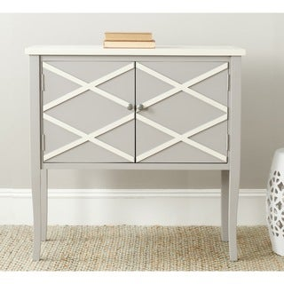 Safavieh Winona Grey/ White Storage Sideboard