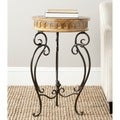 Safavieh Julie Brown Side Table