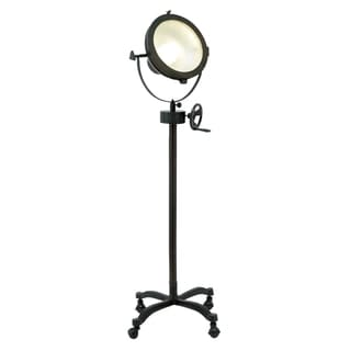 Hollywood Studio Handcrafted 57-inch Mobile Director's Spot Light Floor Lamp