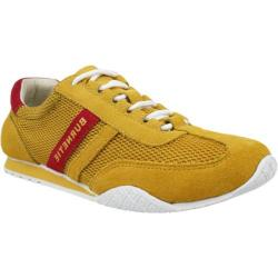 Women's Burnetie City Sport Suede Yellow