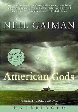 American Gods (CD-Audio)
