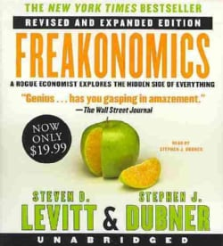 Freakonomics (CD-Audio)
