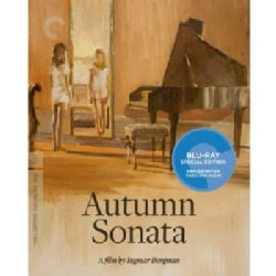 Autumn Sonata - Criterion Collection (Blu-ray Disc)