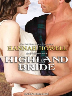 Highland Bride: Library Edition (CD-Audio)