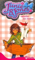 Junie B. Jones, estrella del teatro / Junie B., First Grader Shipwrecked (Hardcover)