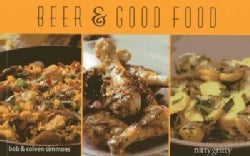 Beer & Good Food (Paperback)