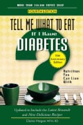 Tell Me What to Eat If I Have Diabetes: Nutrition You Can Live With (Paperback)