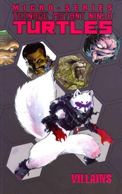 Teenage Mutant Ninja Turtles 1: Villain Micro-series (Paperback)