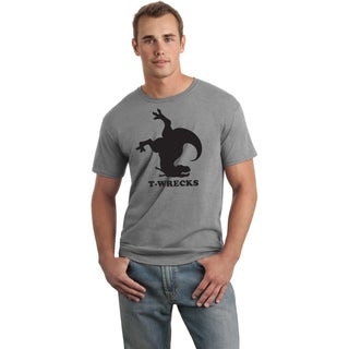 Men's 'T-Wrecks' Funny T-shirt