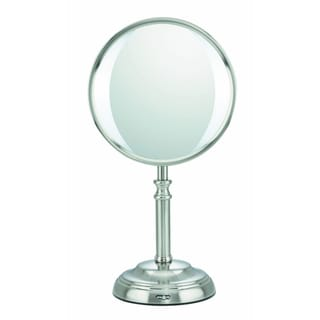 Conair Elite Collection Satin Nickel Variable LED Lighting Mirror