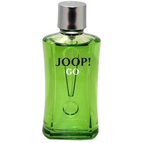 Joop! Go Men's 3.4-ounce Eau de Toilette Spray (Tester)