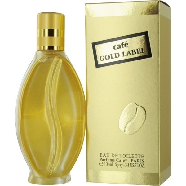 Cafe Gold Label Men's 3.4-ounce Eau de Toilette Spray