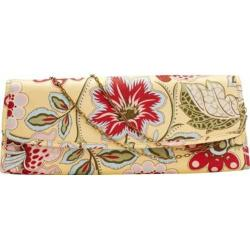 Women's Amy Butler Brenda Clutch with Chain Deco Blooms