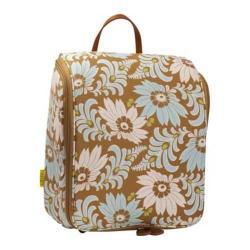 Women's Amy Butler Sweet Traveler Bag Turquoise Fern Flower