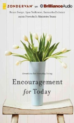 Encouragement for Today: Devotions for Everyday Living, Library Edition (CD-Audio)