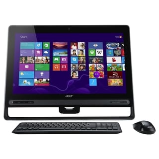 Acer Aspire Z3-605 All-in-One Computer - Intel Pentium 2127U 1.90 GHz