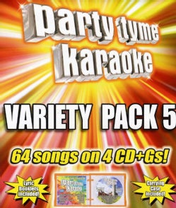 Various - Party Tyme Karaoke: Variety Pack 5