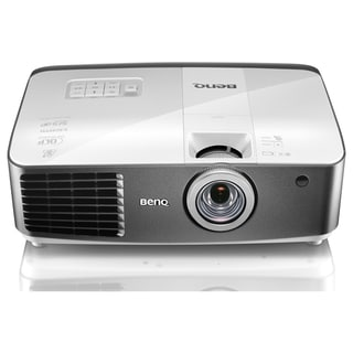 BenQ W1500 3D Ready DLP Projector - 1080p - HDTV - 16:9