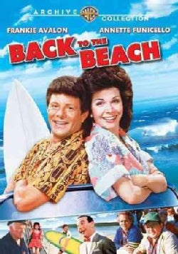 Back To The Beach (DVD)