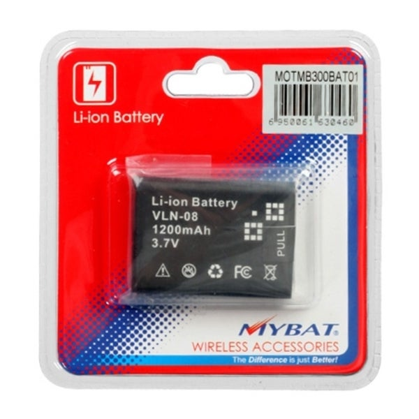INSTEN Li-ion Battery for Motorola MB300 Backflip i886