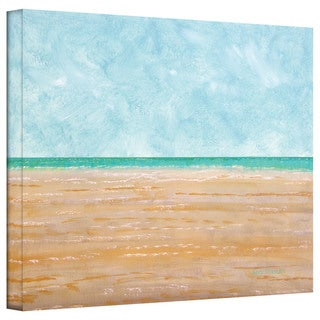 Herb Dickinson 'Fort Walton Beach' Gallery-Wrapped Canvas