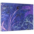 Herb Dickinson 'Mystical II' Gallery Wrapped Canvas