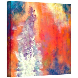 Herb Dickinson 'Abstract 236' Gallery Wrapped Canvas