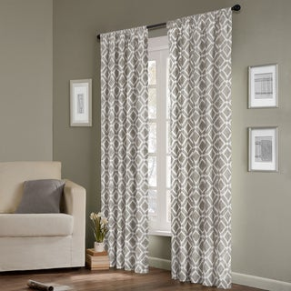 Madison Park 'Ella' 84-inch Curtain Panel