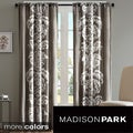 Madison Park Laina Cotton 84-inch Curtain Panel