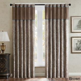 Madison Park Whitman Curtain Panel Pair