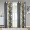 Madison Park Adria Cotton 84-inch Curtain Panel