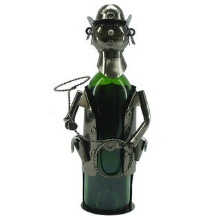 Wine Bottle Holder Cowboy Wine Caddy
