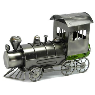 Wine Bottle Holder Train Wine Caddy