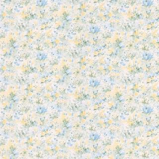 Floral Wallpaper Floral Garden Wallpaper