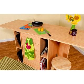 Kangaroo Kabinets Wombat Mobile Kitchen Storage Cabinet