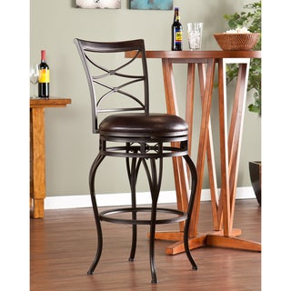 Upton Home Rendova Swivel Bar Stool