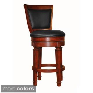 Whitaker Furniture Monticello 30-inch Pub Game Stool