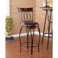 Upton Home Huxley Swivel Counter Stool