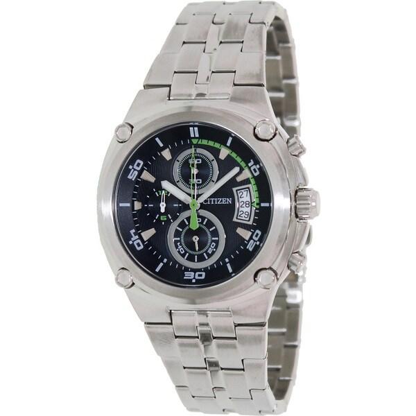Citizen Men's Blue Dial Chronograph Watch