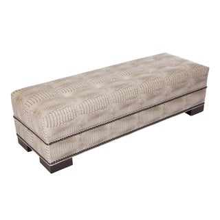 Jar Designs 'Palm Beach' Ottoman