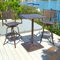 Christopher Knight Home Sebastian Bistro Bar Set