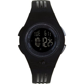 Adidas Men's 'Furano' Black Digital Sport Watch
